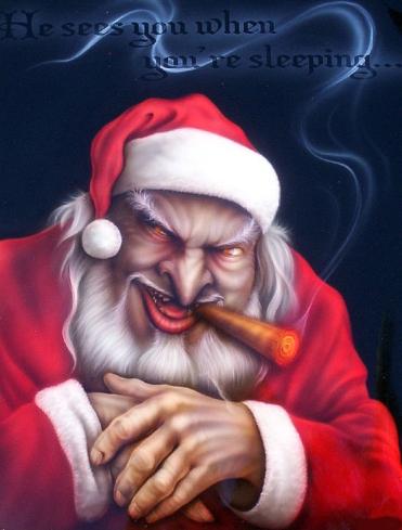 evil-santa-claus